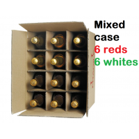 Mix 12 Bottles Red & White #StaySafe Special
