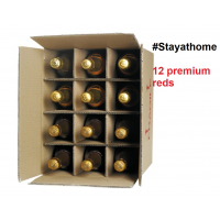 Mix 12 Premium Reds #StayAtHome Case